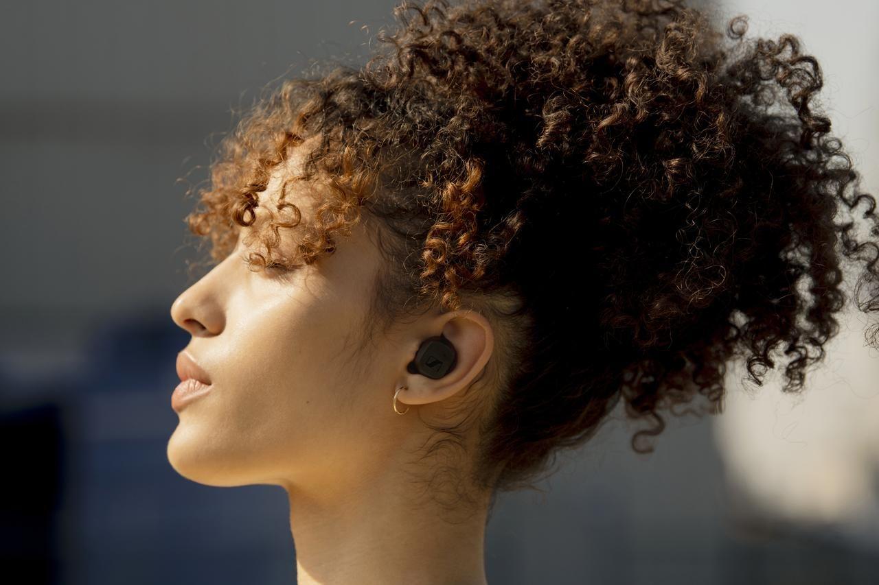 Sennheiser lanserar CX True Wireless