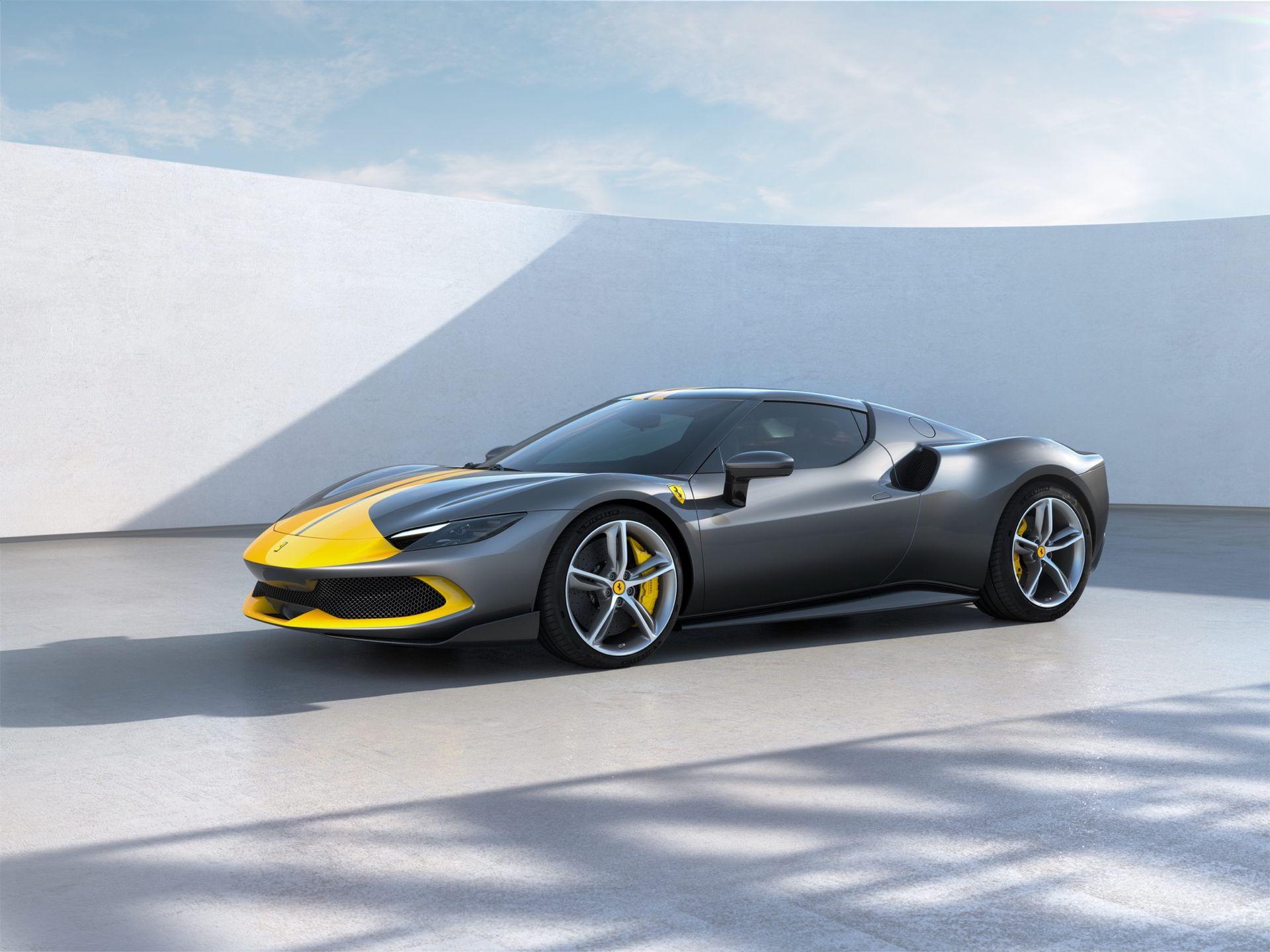 Ferrari släpper rätt rimlig laddhybrid