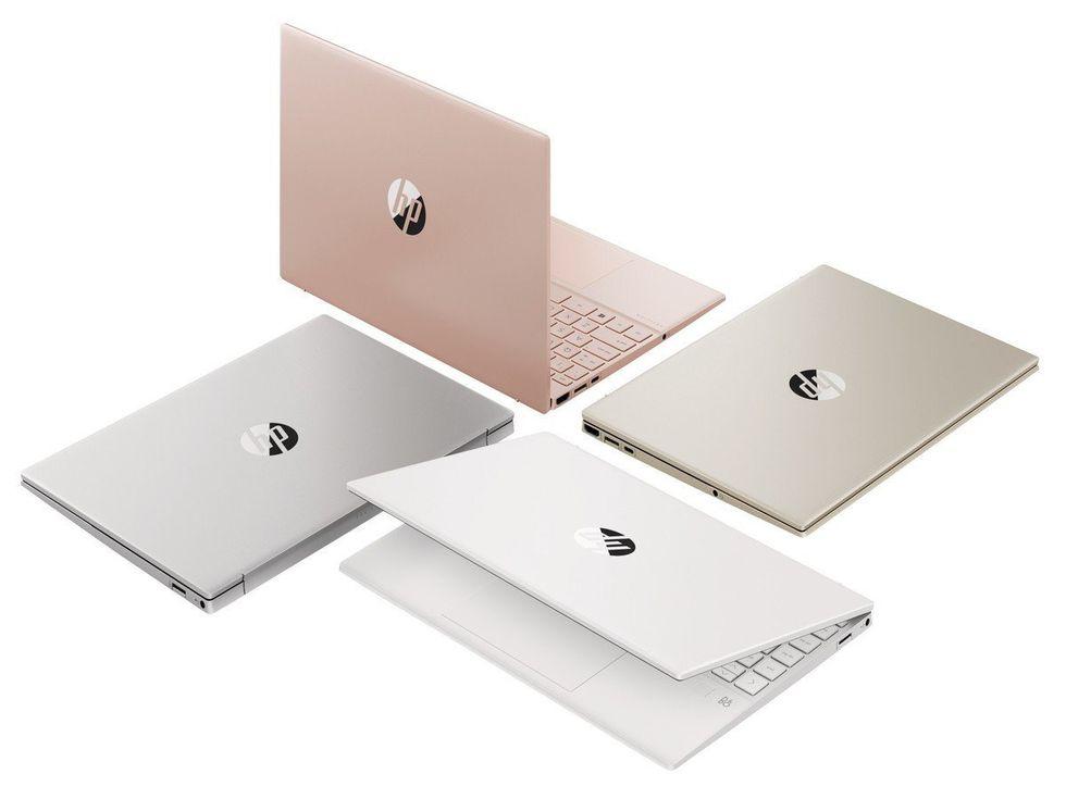HP presenterar sin lättaste laptop hittills
