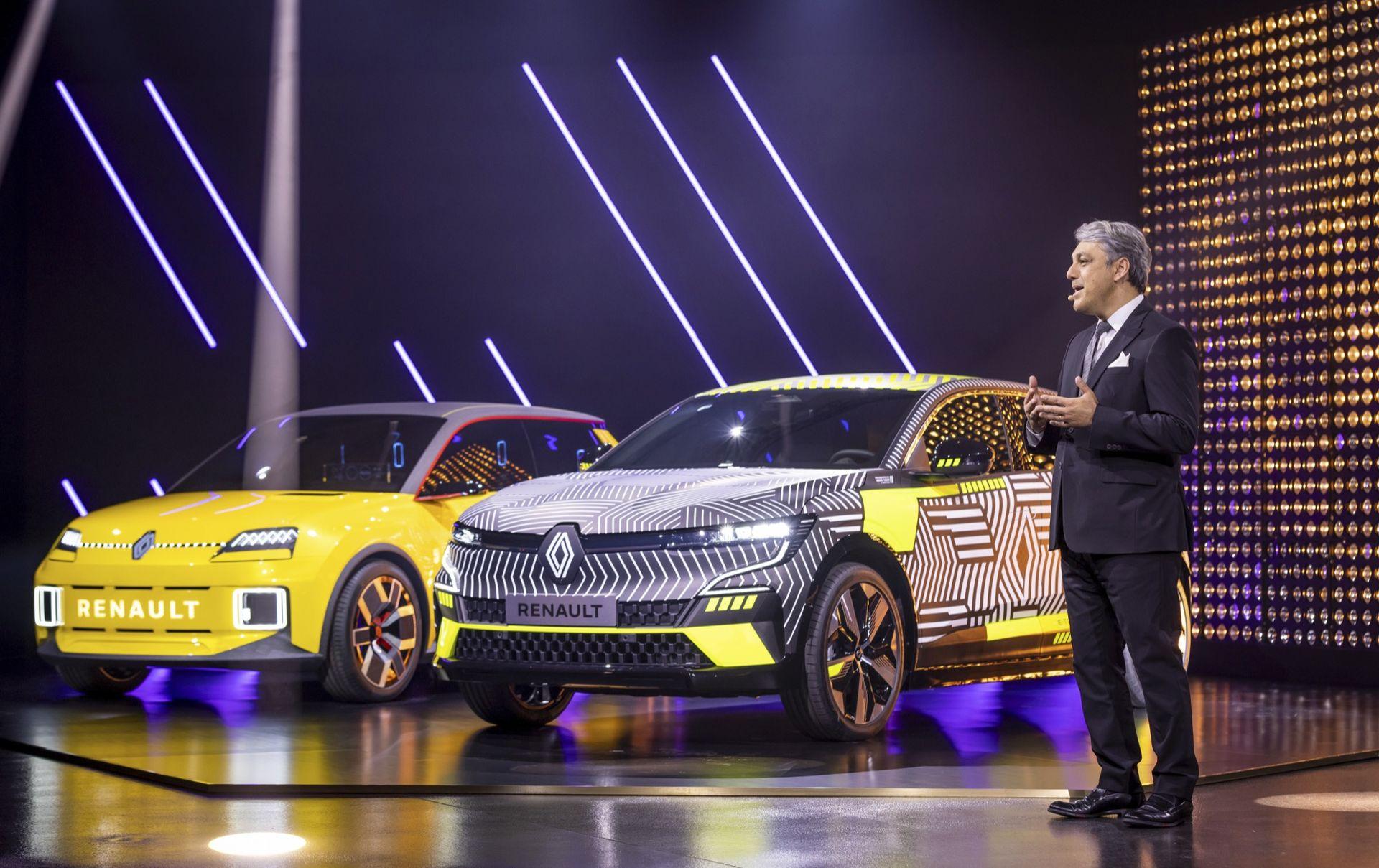 Renault ska göra elektrisk version av Renault 5!