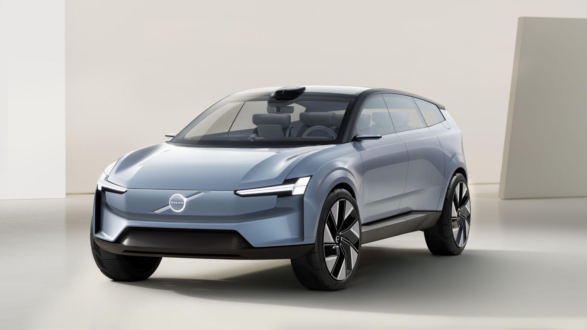 Det här är framtidens Volvo!
