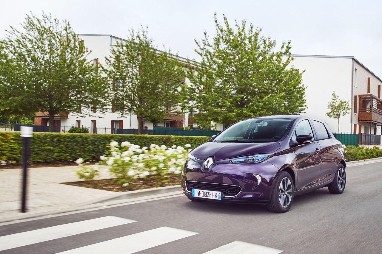 Renault Zoe läggs ner 2024
