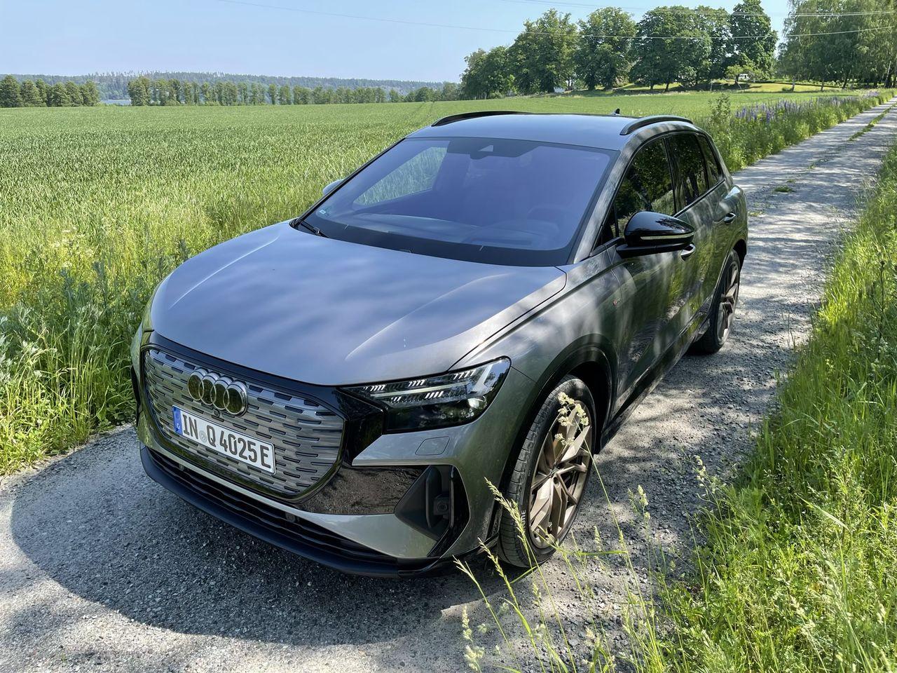 Audis elbilar ska säljas direkt till konsument