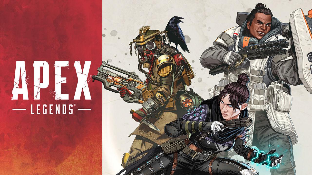 Busar hackade Apex Legends i helgen med Titanfall-budskap