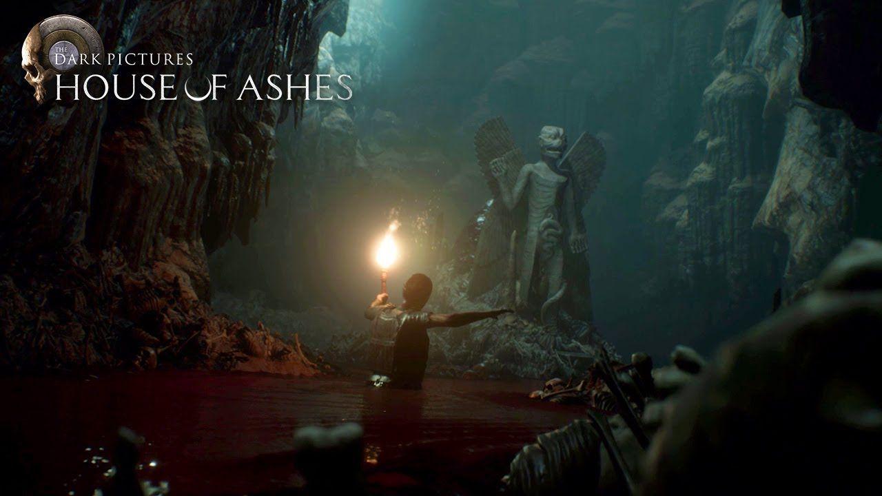 Nästa Dark Pictures-spel verkar heta The Devil in Me