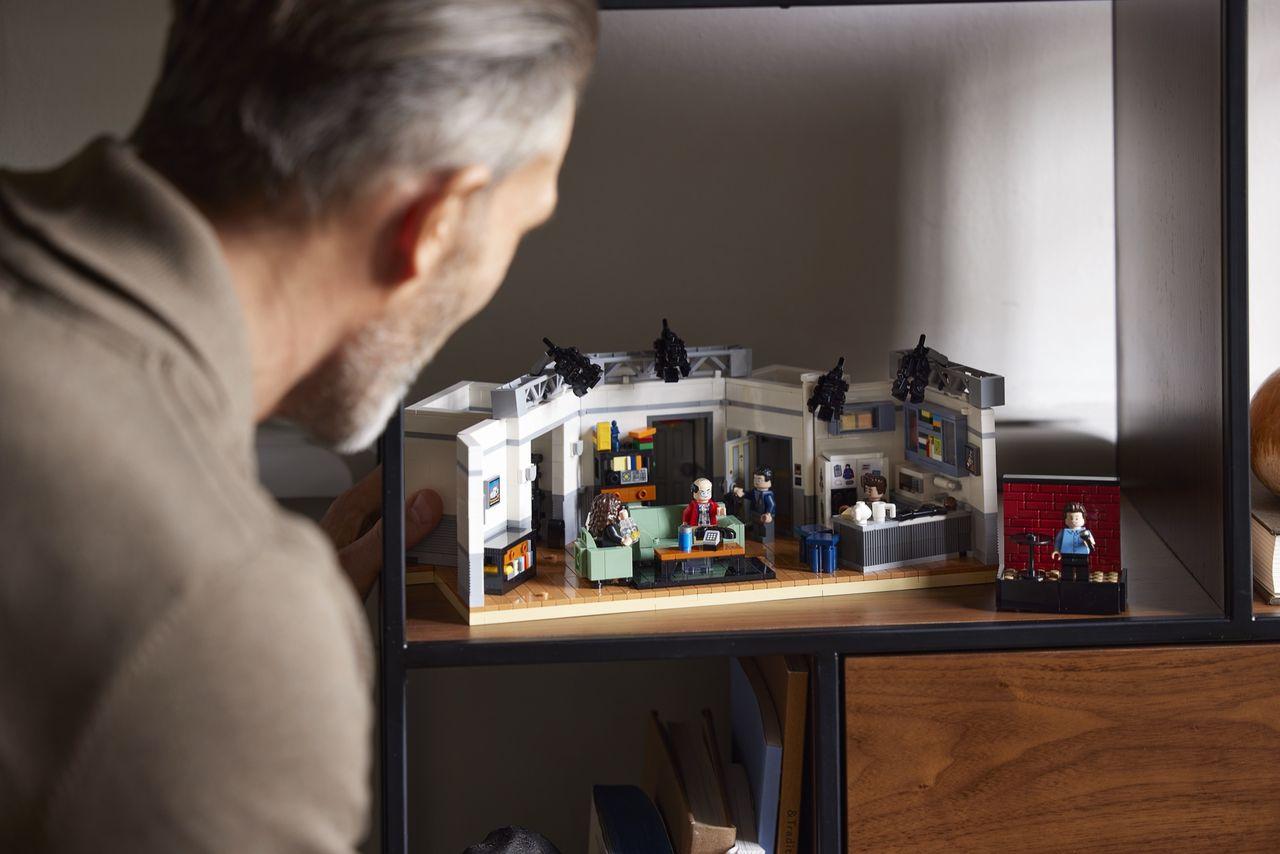 LEGO ska släppa Seinfeld-bygge