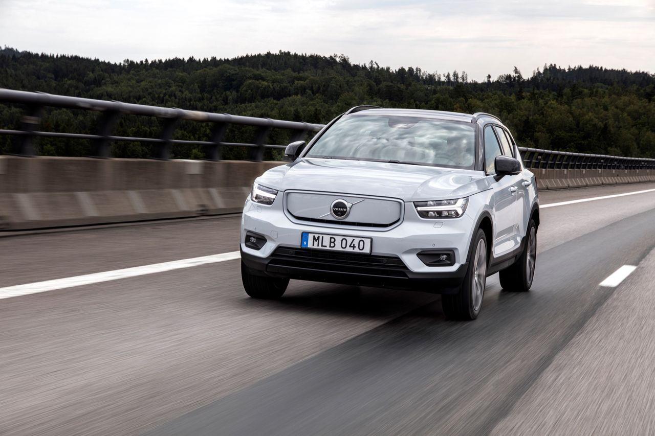 Volvo släpper billigare variant av XC40