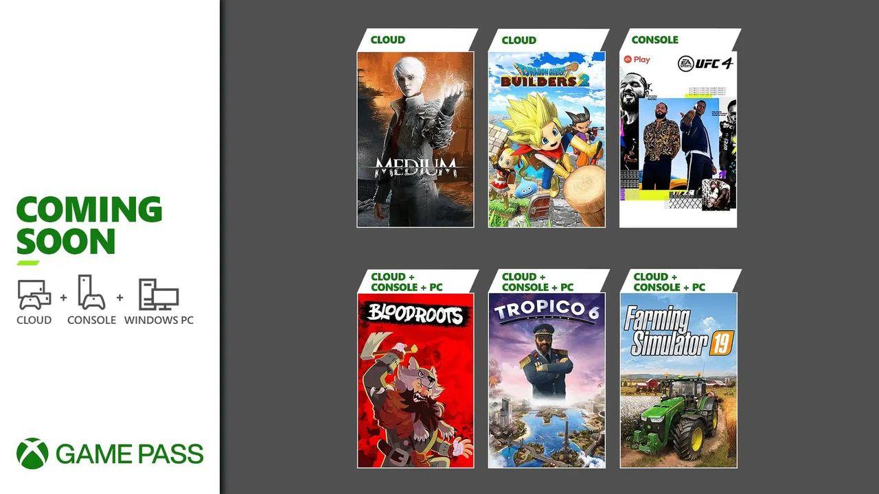 Microsoft listar Xbox Game Pass-titlar för juli