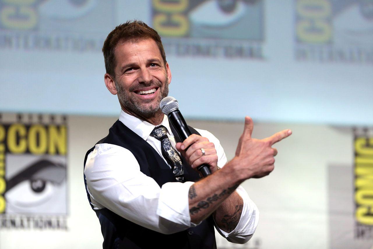 Zack Snyder ska filma sin misslyckade Stjärnornas krig-pitch