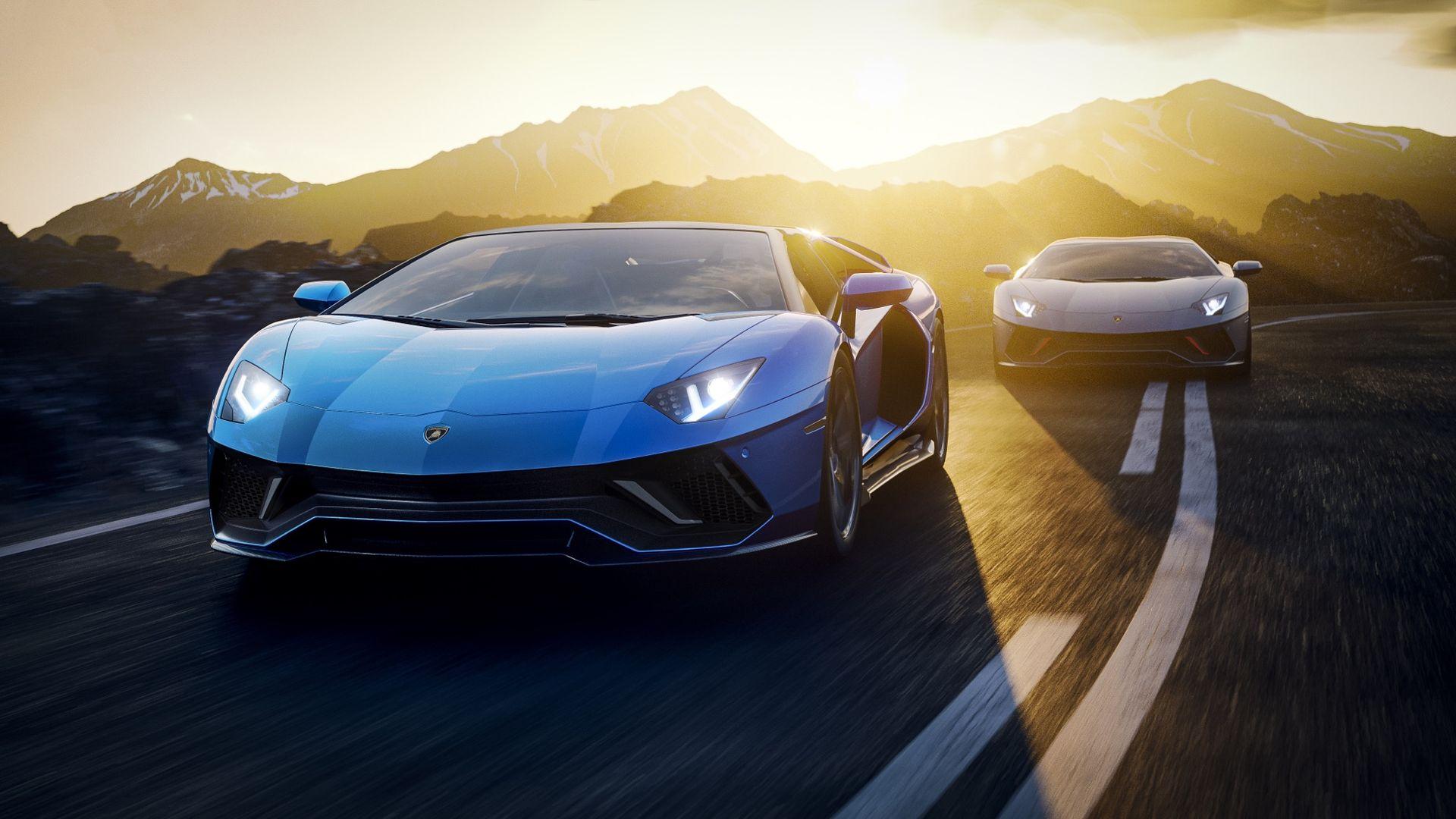 Sista versionen av Lamborghini Aventador är här