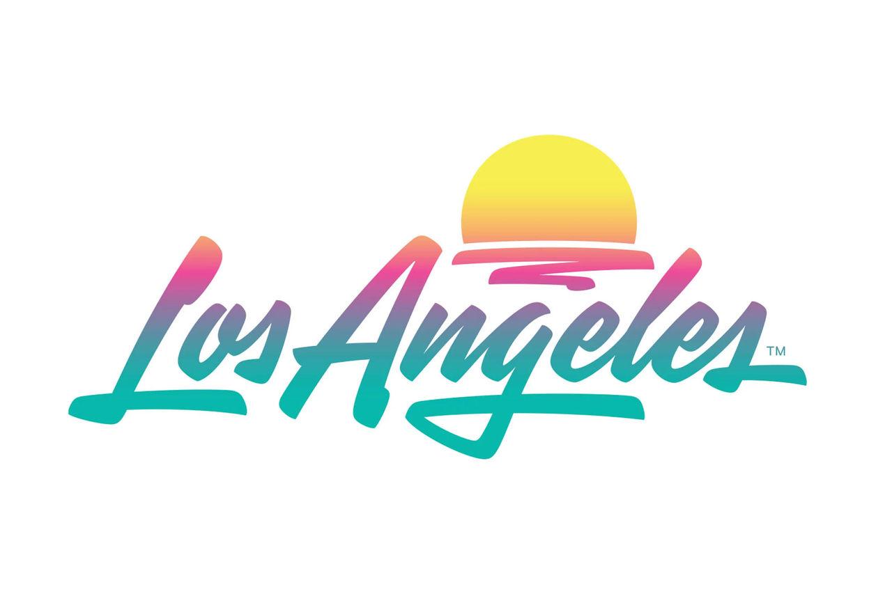 Los Angeles har fått en ny logga