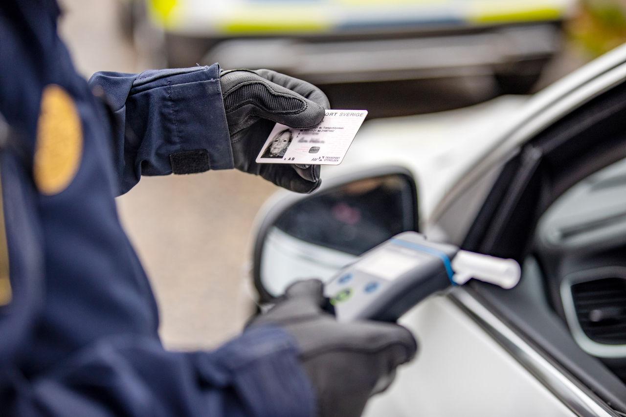 Ökning av körkortsåterkallelser under första halvåret