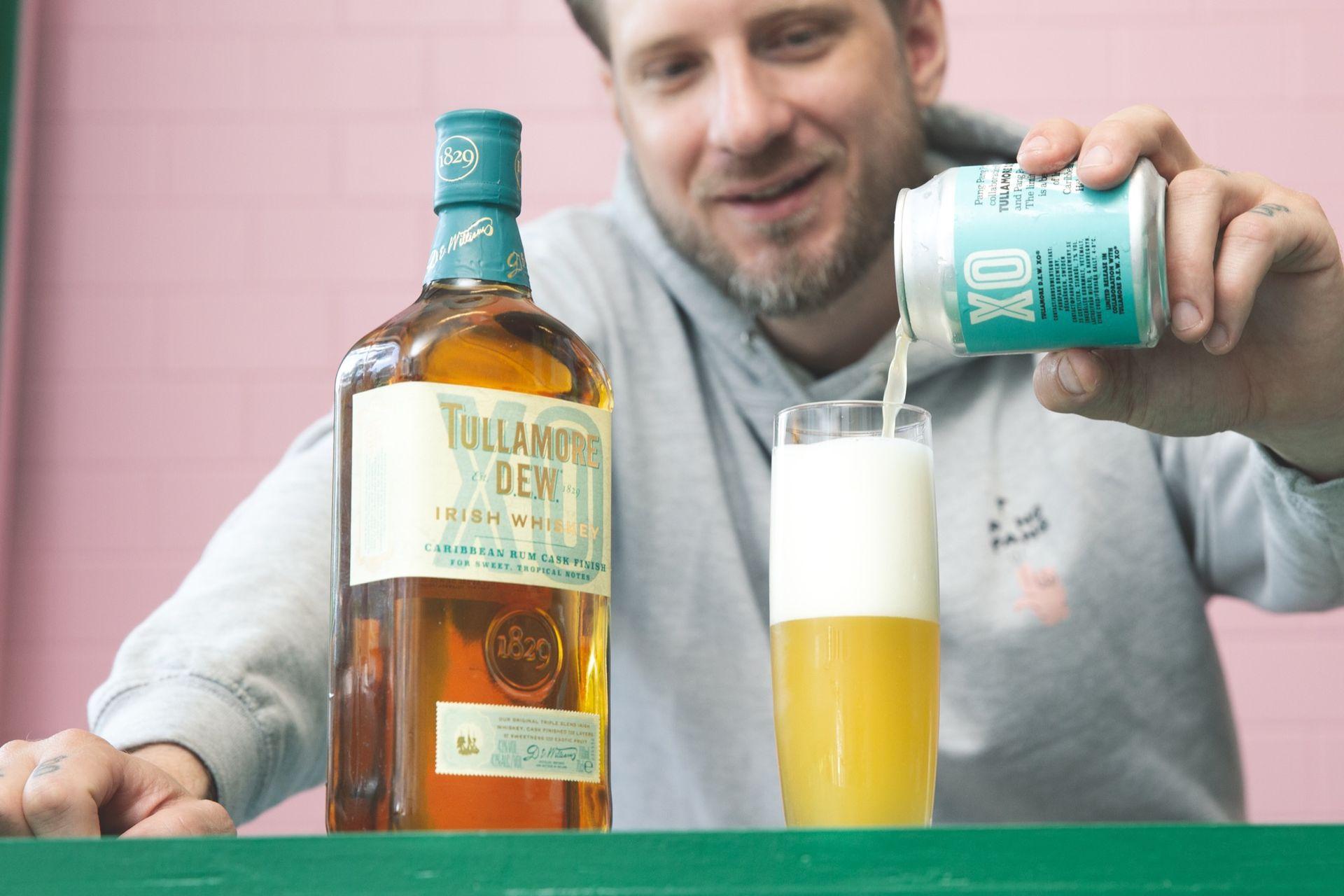 Pang Pang släpper öl med whiskeyvibb