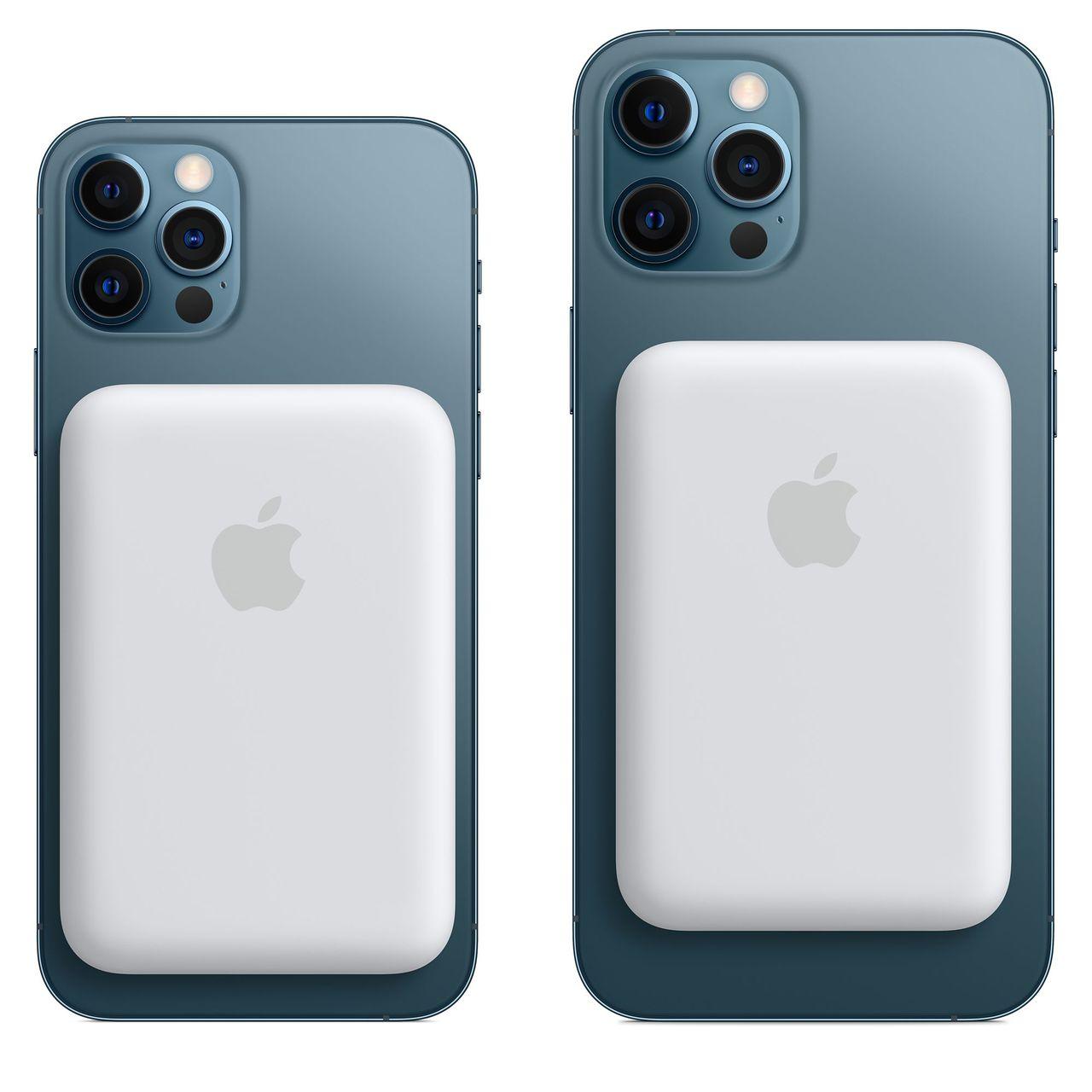 Apple släpper MagSafe-batteri till iPhone 12