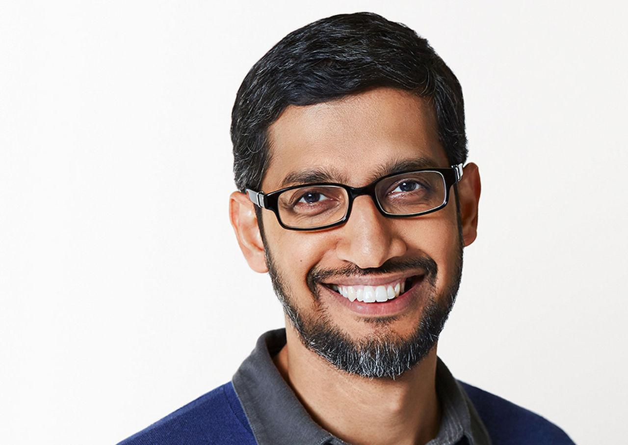 AI det största som hänt mänskligheten enligt Google-VD