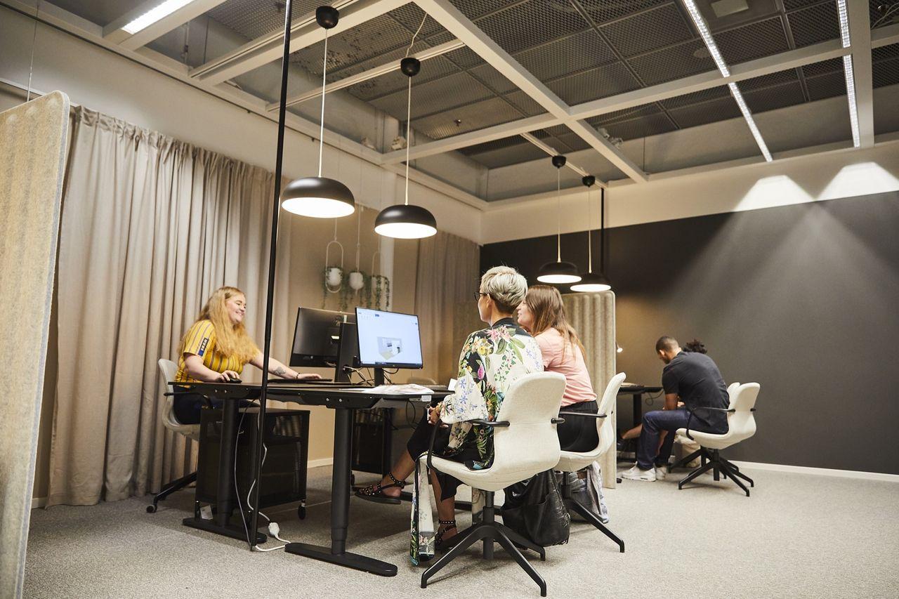 Ikea öppnar planeringsstudio i Bromma