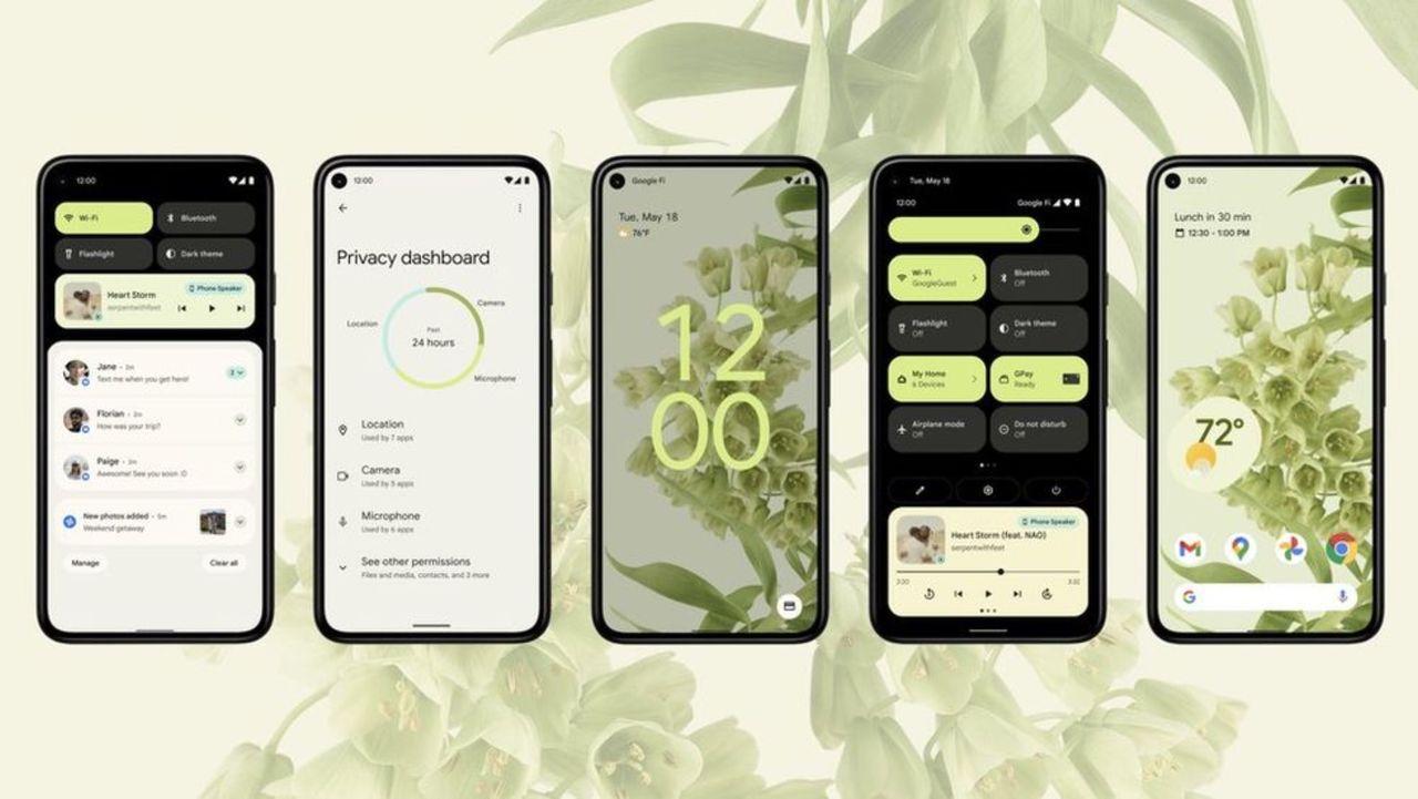Smart ny funktion i Android 12
