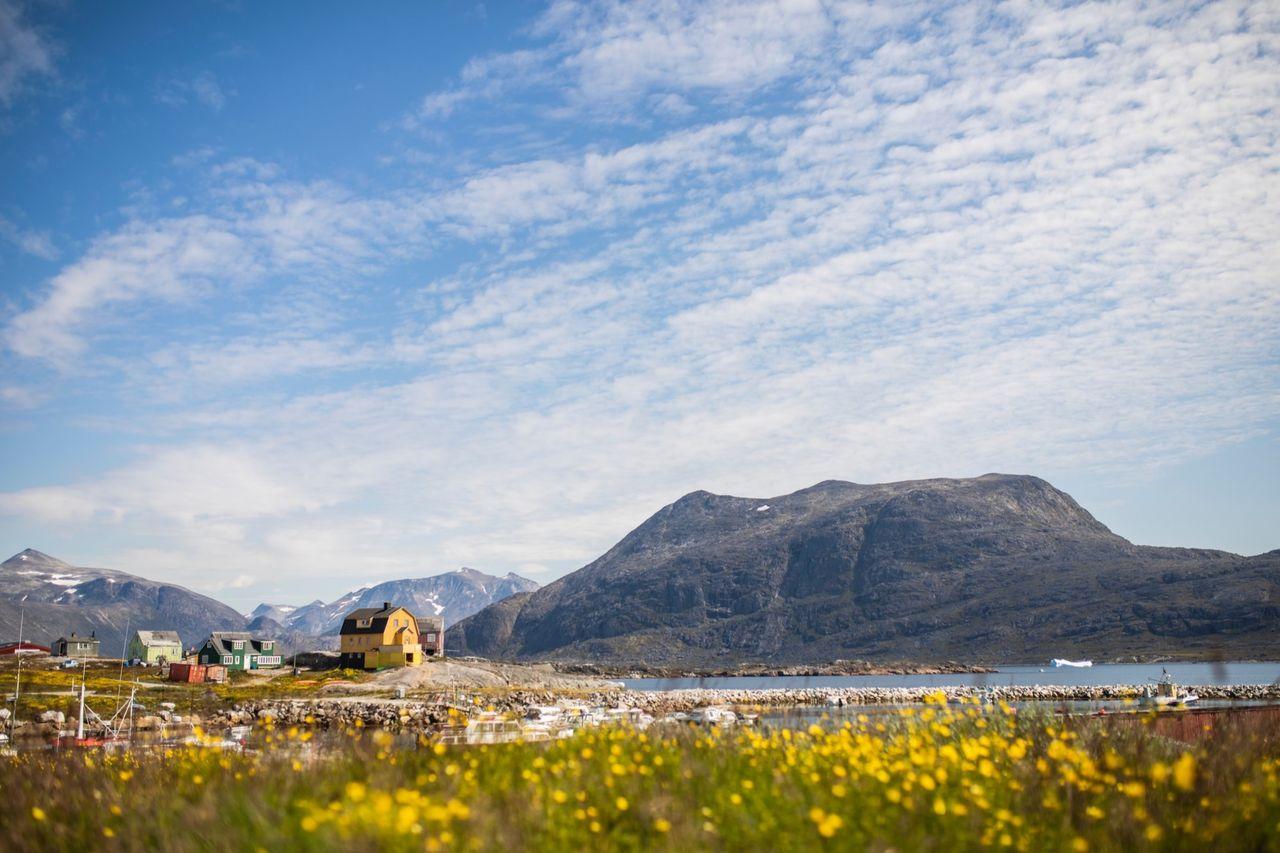 Grönland slutar leta olja