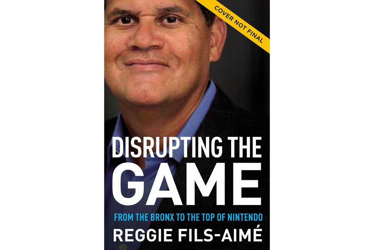 Reggie Fils-Aimé ska släppa bok