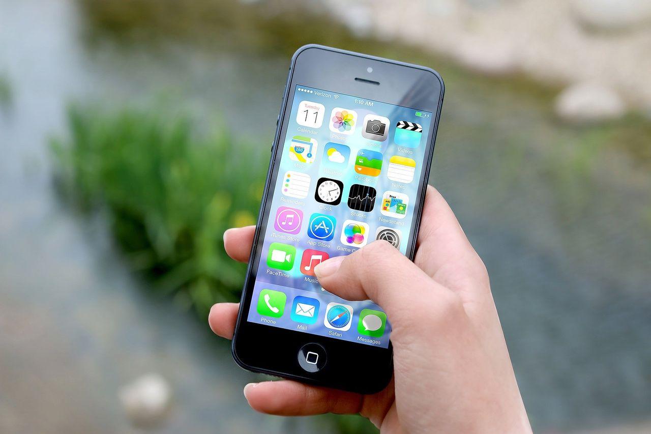 Ska skärmen på iPhone alltid vara på?