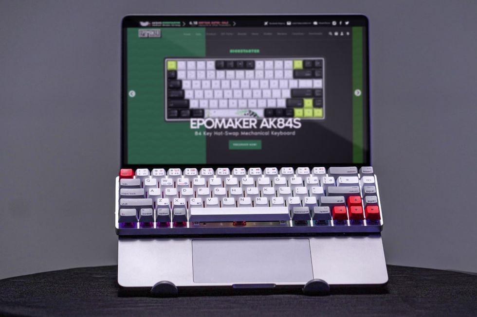 Epomaker presenterar trådlösa tangentbordet NT68