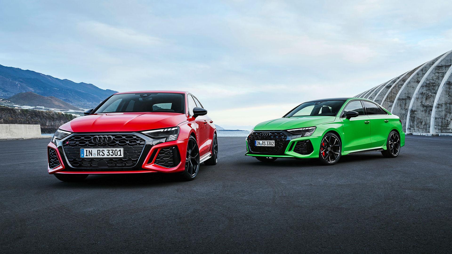 Det här är nya Audi RS3