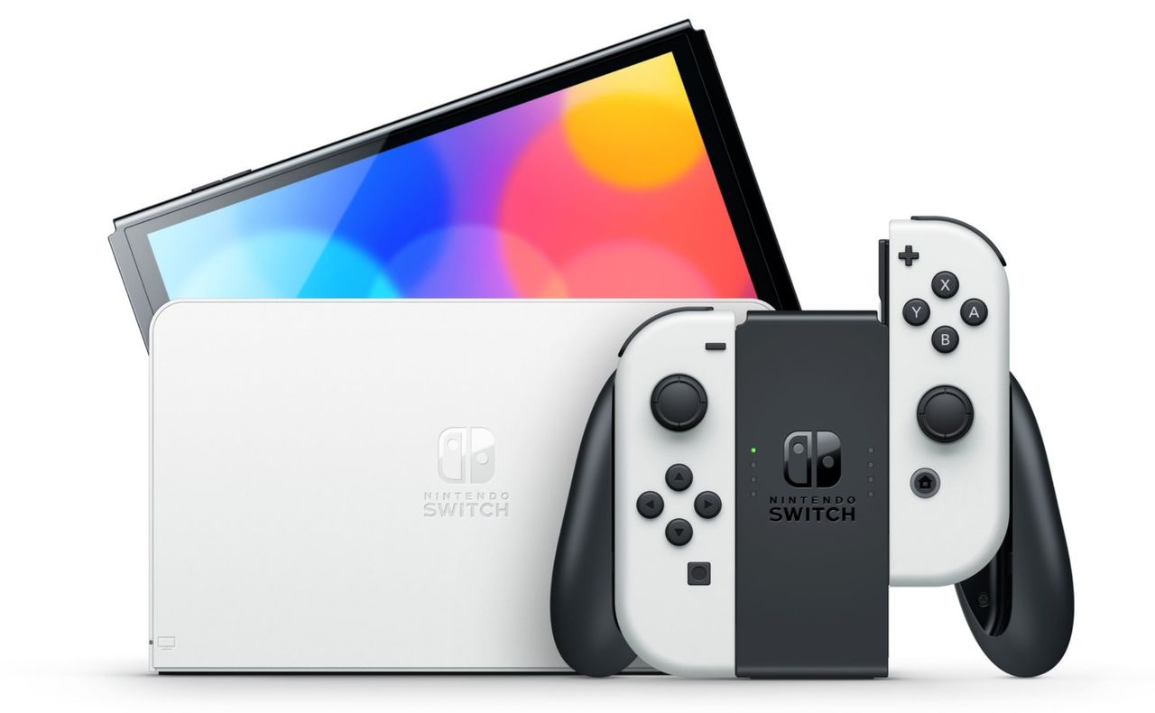 Nintendo förnekar att Switch OLED har högre vinstmarginal