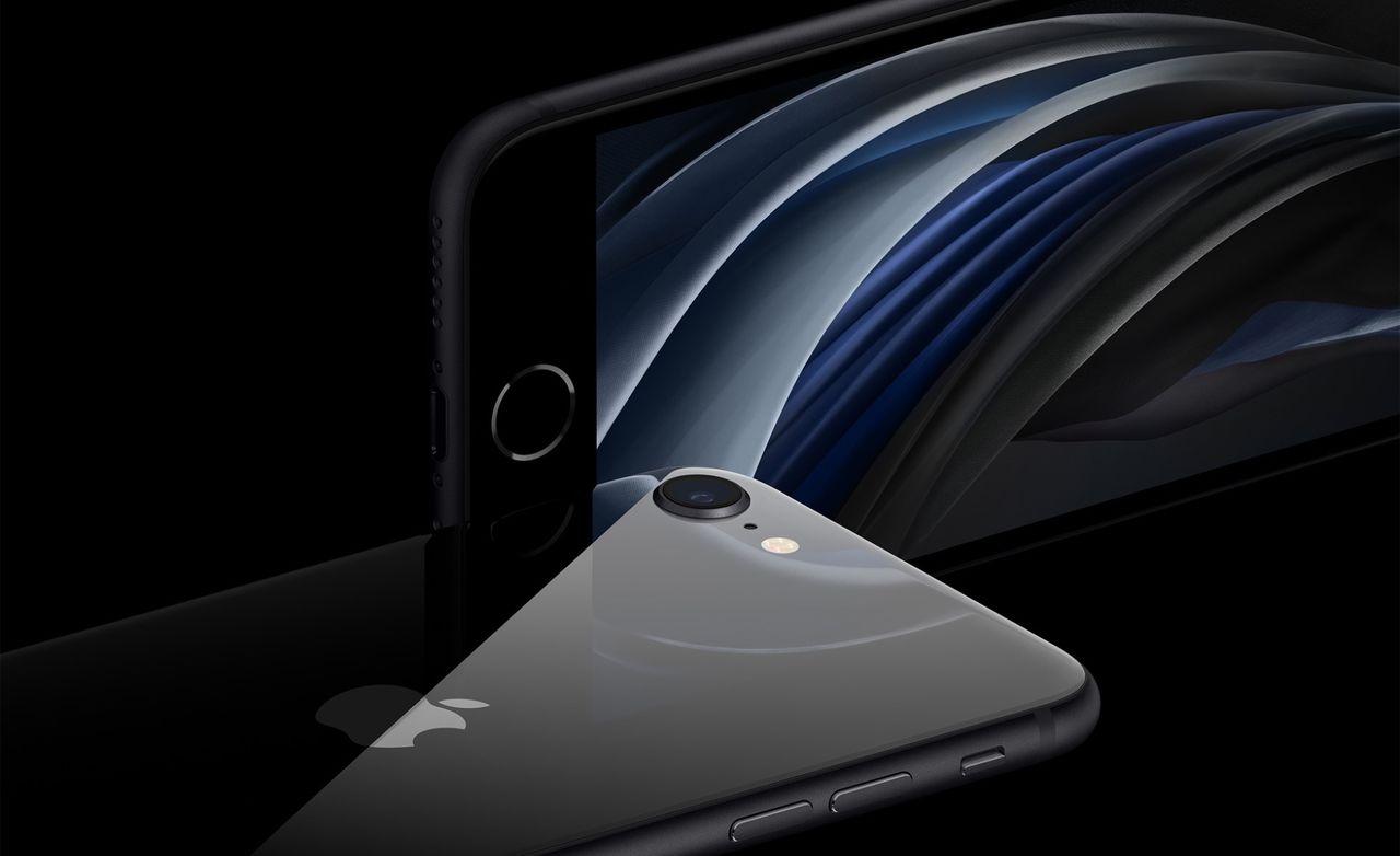 Ny iPhone SE under första halvan av 2022
