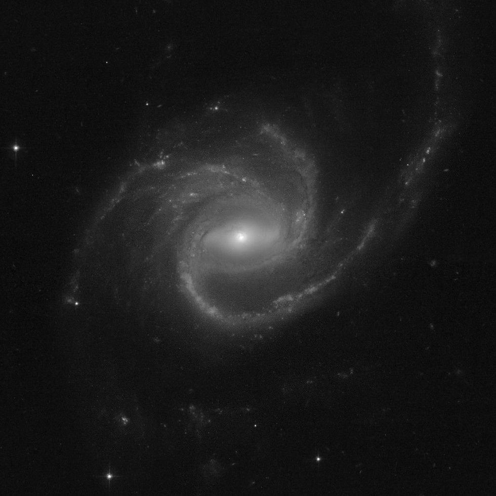 Hubble fotar sina första bilder efter reboot
