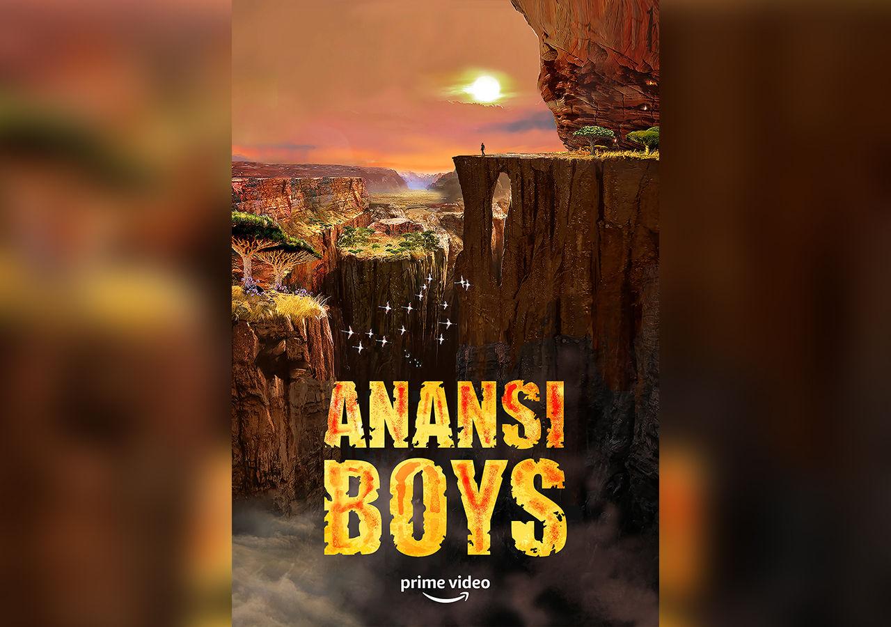Amazon gör tv-serie av Neil Gaimans Anansi Boys