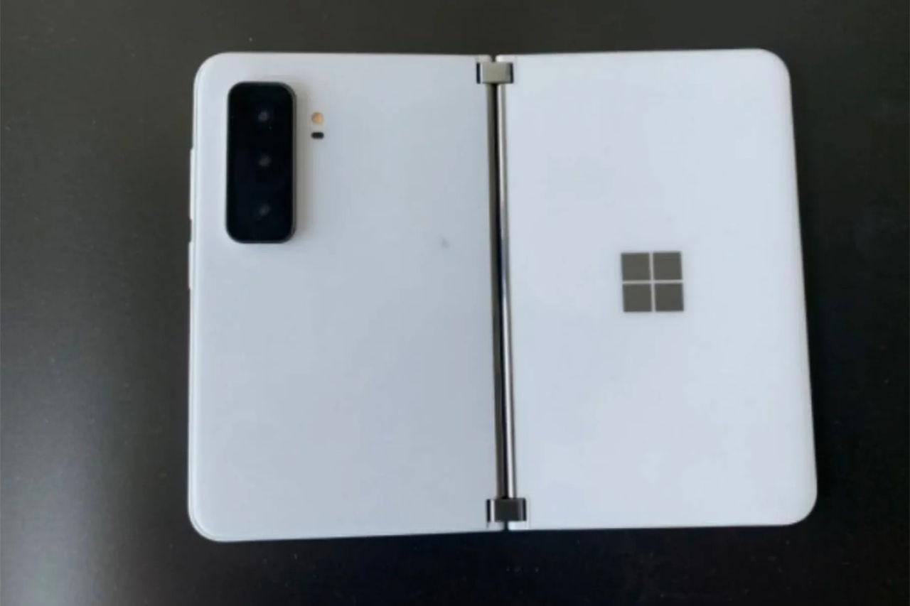 Andra generationens Surface Duo läcker