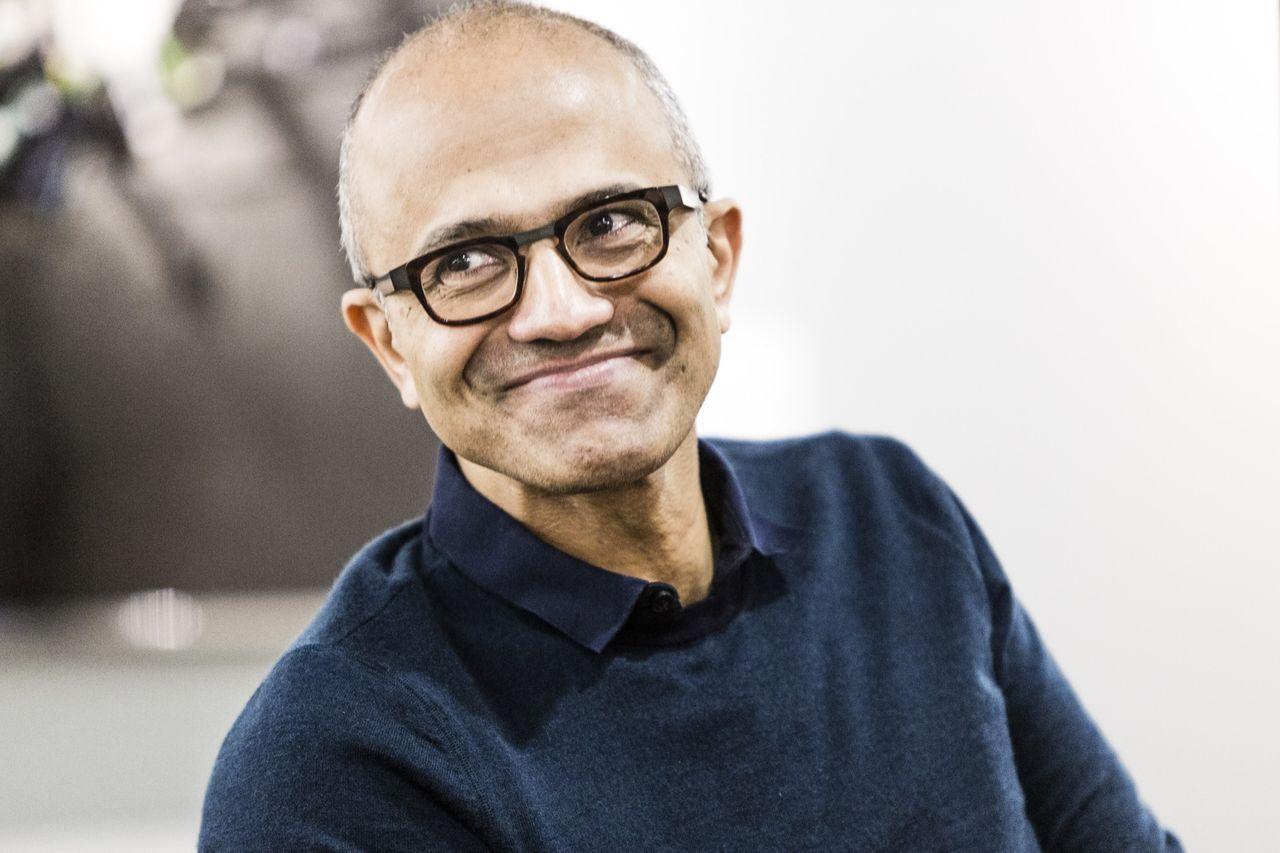 Både intäkt och vinst ökar för Microsoft