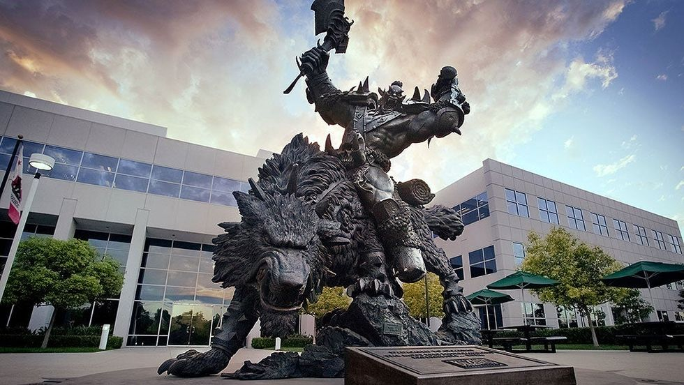 Activison Blizzard-anställda planerar strejk i dag