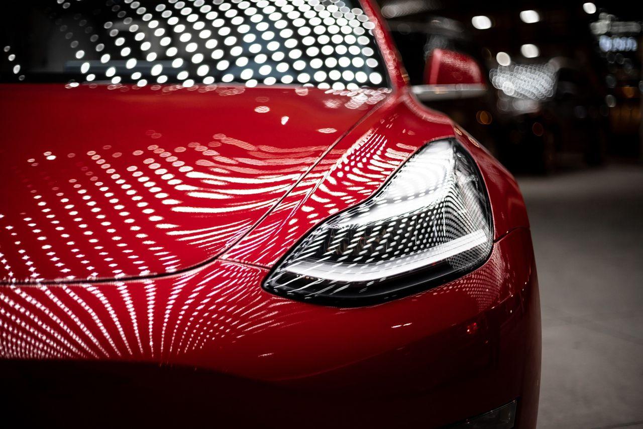 Tesla Model 3 sålde näst bäst i Europa i juni