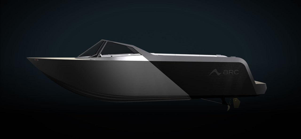 Arc ska göra eldrivna motorbåtar