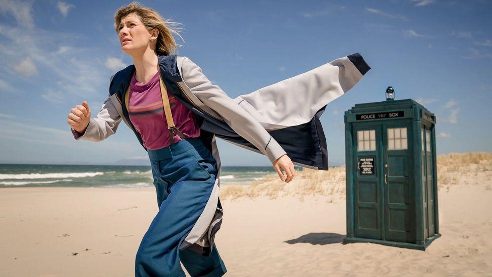 Jodie Whittaker lämnar Doctor Who nästa år