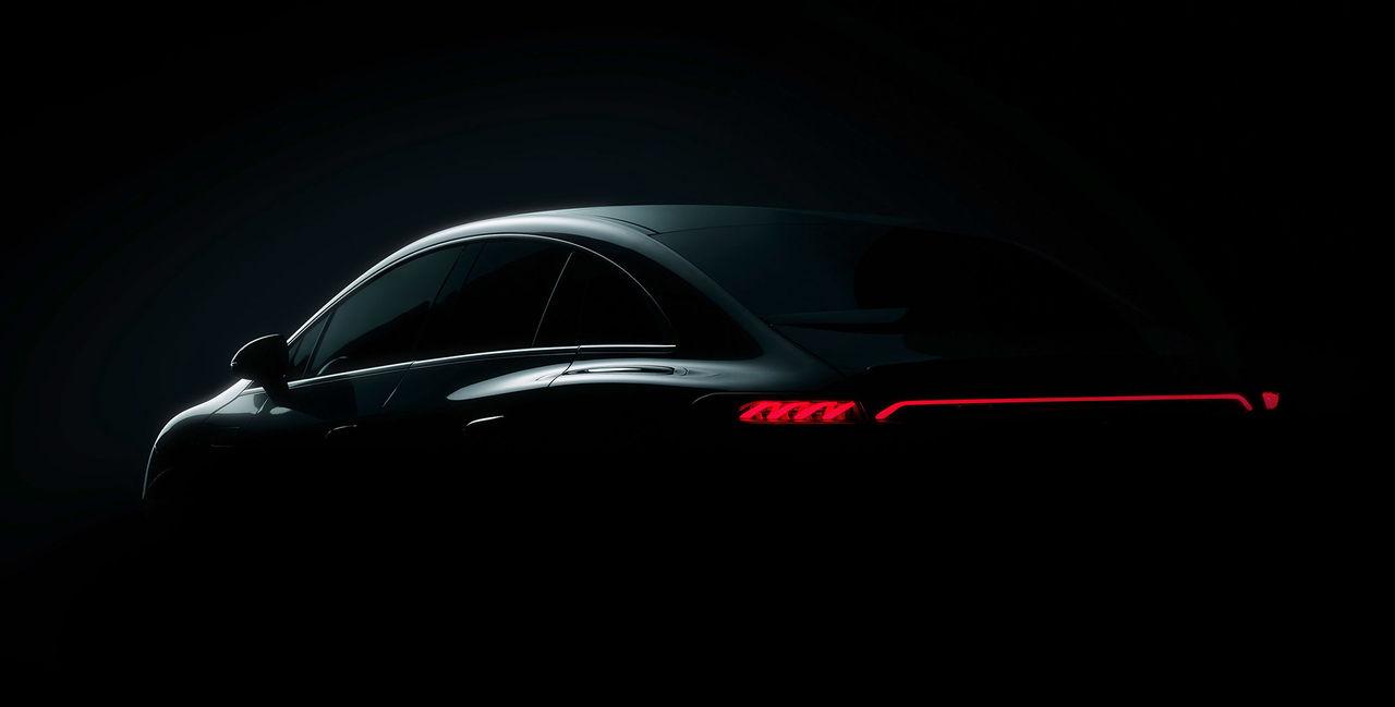 Mercedes ska visa fem elektriska nyheter i september