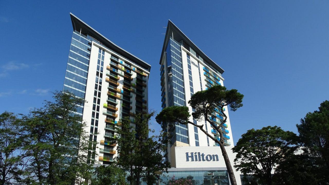 Amerikanska politiker vill stoppa Hiltons Xinjiang-projekt