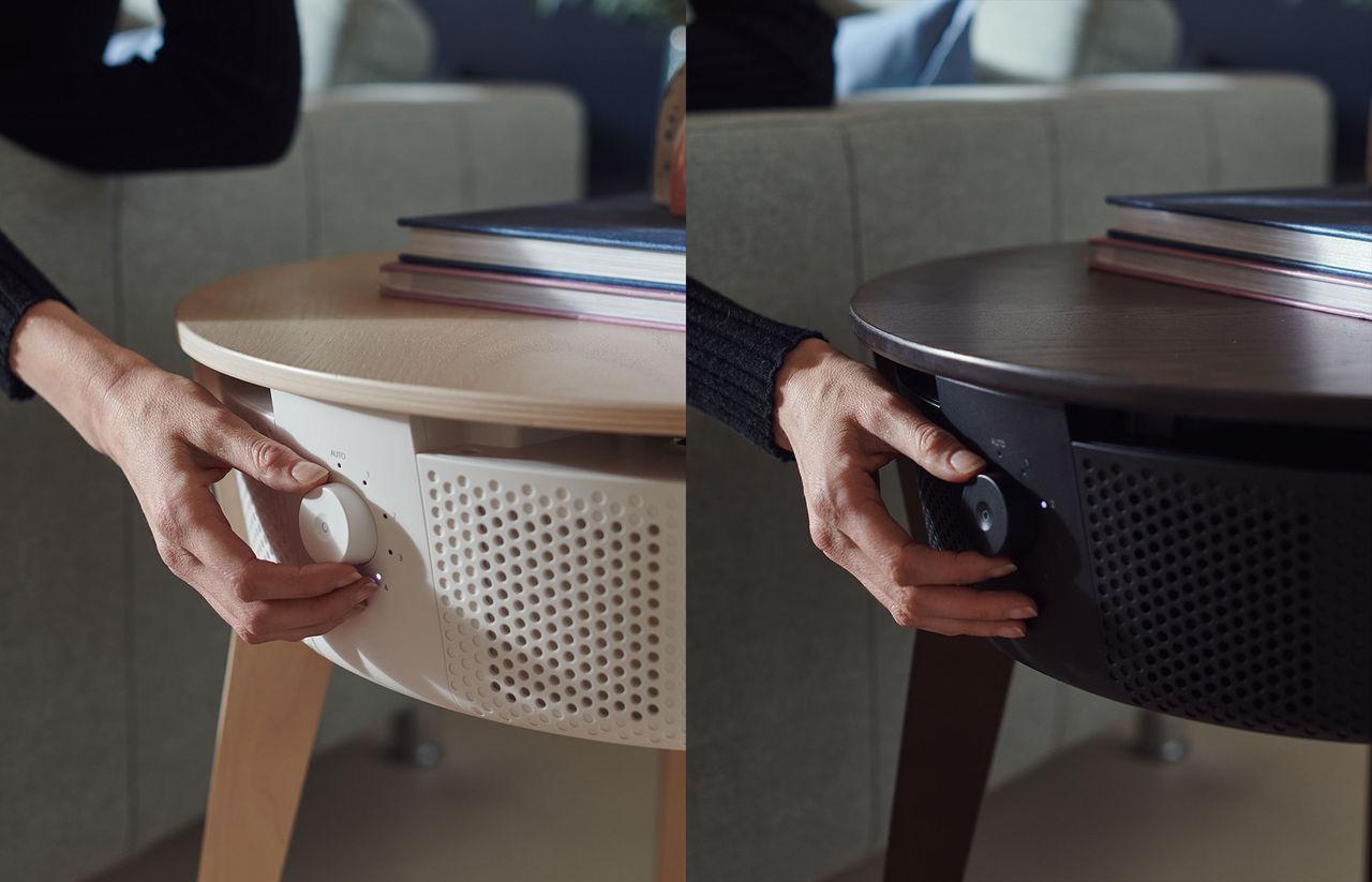 Ikea visar upp smarta luftrenaren Starkvind