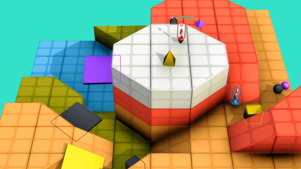 DeepMind skapar virtuell värld XLand där AI lär sig olika spel