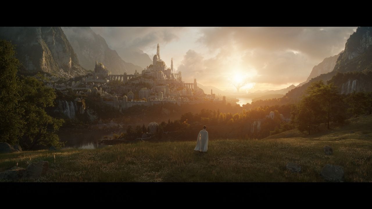 Amazons Lord of the Rings-serie släpps 2 september 2022