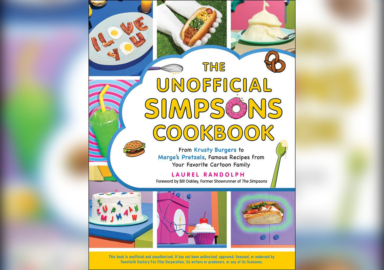 Nu kan du laga maten Homer Simpson äter