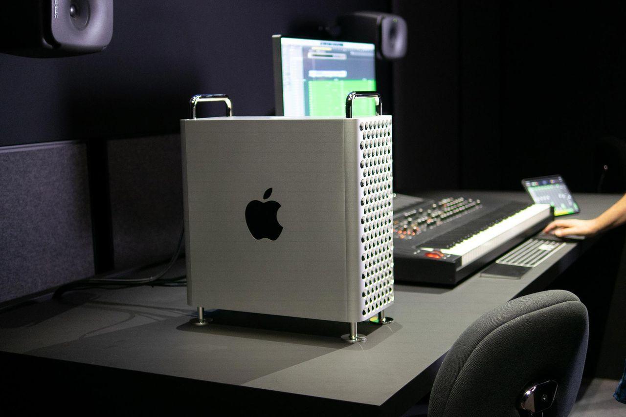 Apple uppdaterar Mac Pro med nya GPU-alternativ