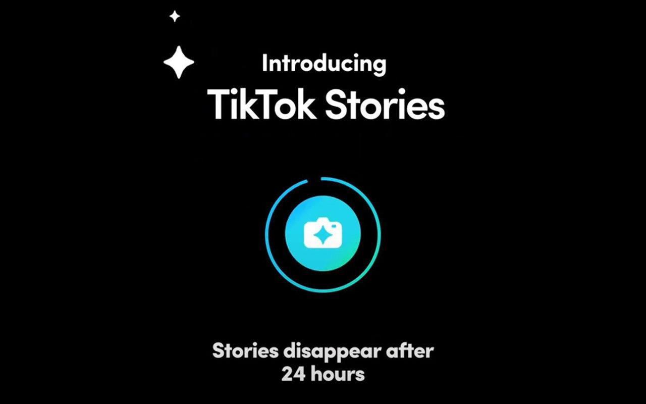 TikTok börjar testa Stories som försvinner efter 24 timmar