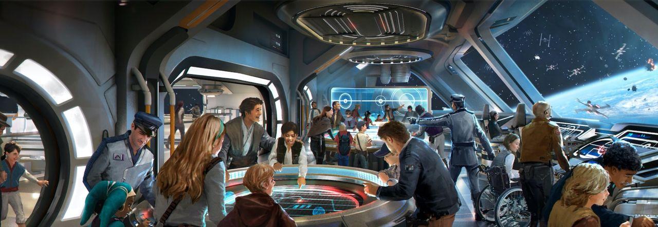 Snart kan du boka rum på Star Wars-hotell