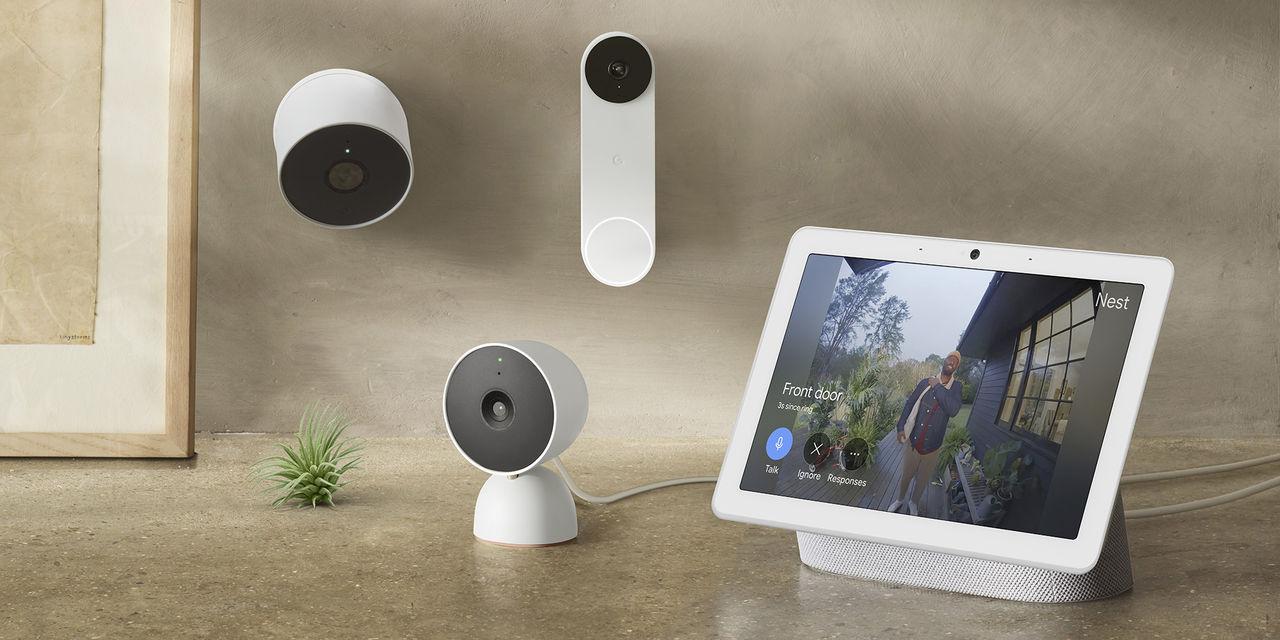 Google presenterar nya Nest-kameror