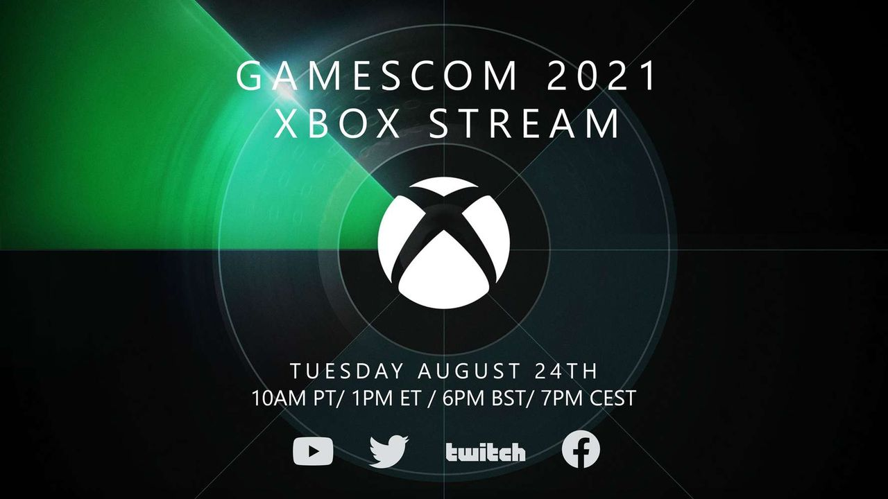 Microsoft spikar Gamescom-fest 24 augusti