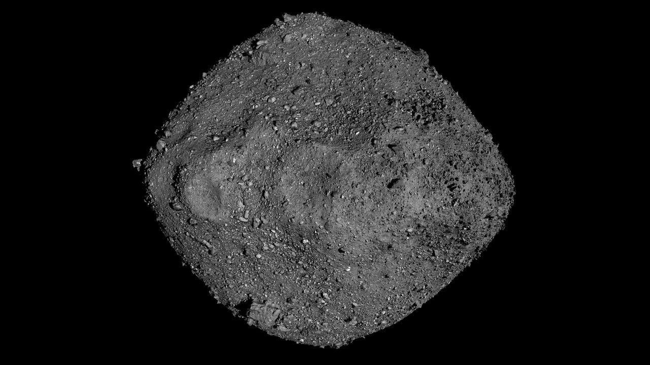 Asteroiden Bennu skulle kunna kollidera med jorden