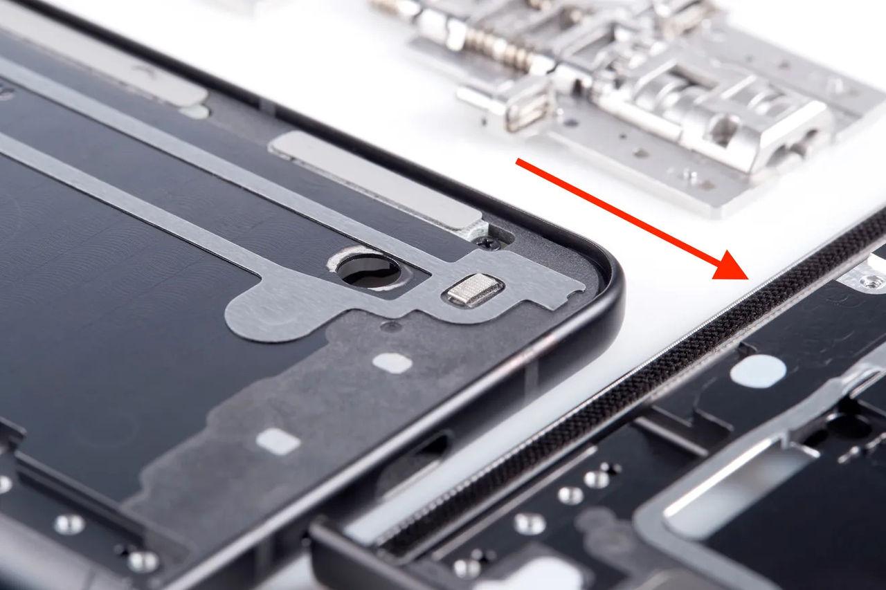 Så här gjorde Samsung sina nya vikbara enheter vattentåliga
