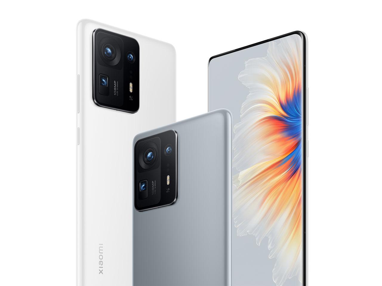 Xiaomi presenterar Mi Mix 4